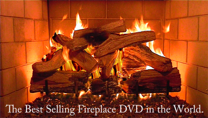 Plasmavironments™ Fireplace DVD - The Ultimate Christmas Yule Log ...